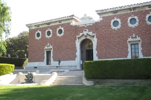 UCLA's William Clark Memorial Library