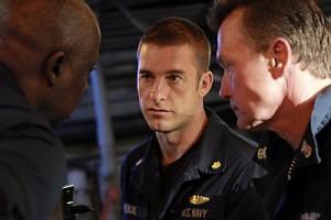 "Scott Speedman as ""Sam"" in ""Last Resort"""
