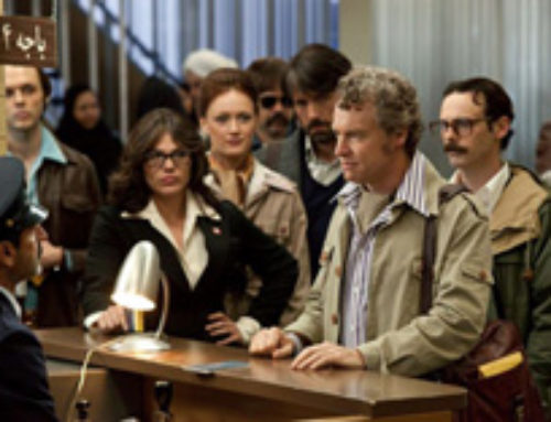 Student Update: Tate Donovan co-stars in Argo