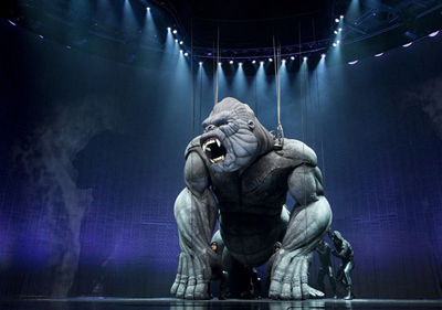 King Kong Live On Stage