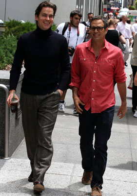 Matt Bomer & Mark Ruffalo