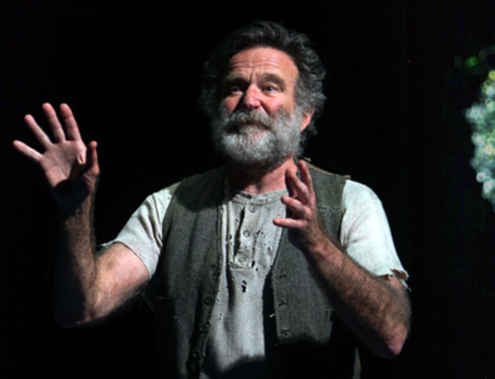 Jean-Louis reflects on Robin Williams' time at Julliard
