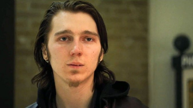 Paul Dano prepares with Jean-Louis Rodrigue