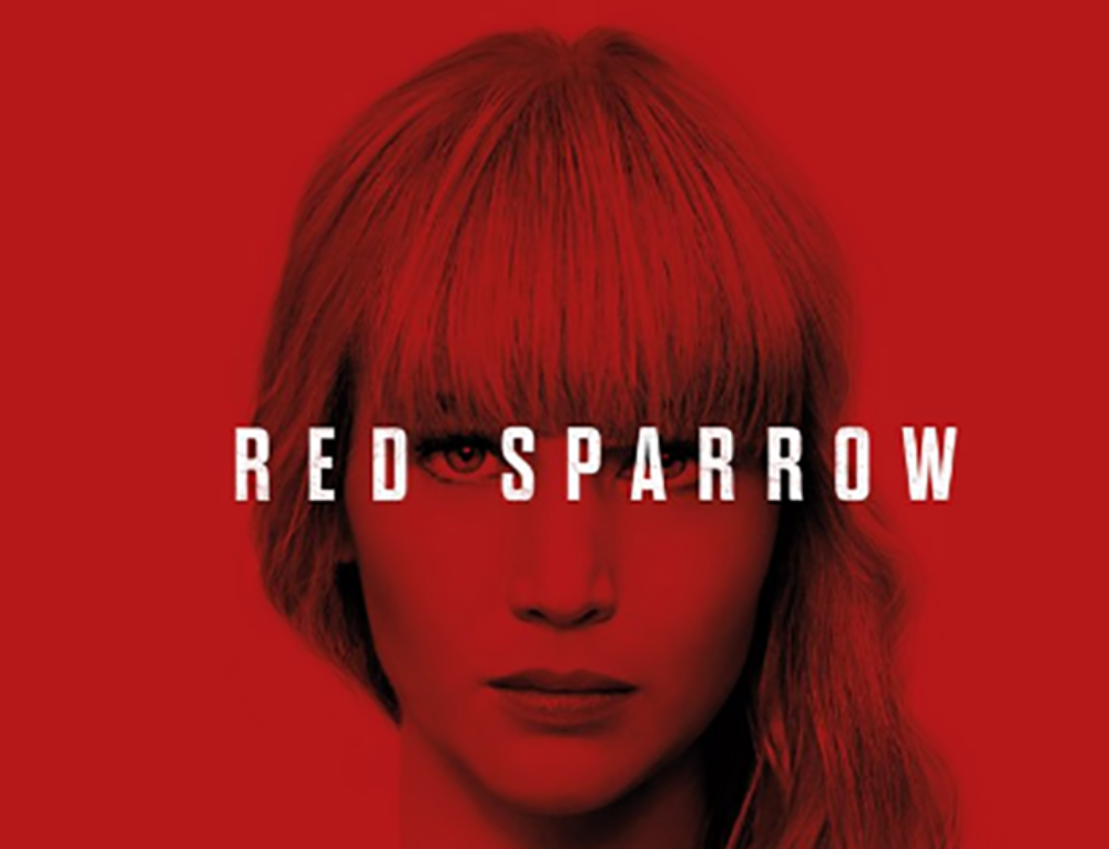 "Kristof Konrad acts opposite Jennifer Lawrence in ""Red Sparrow"""
