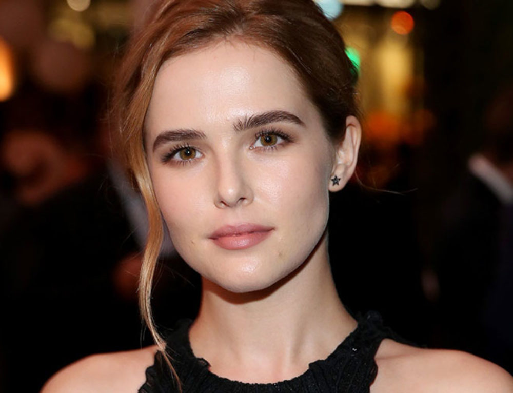 "Jean-Louis coaches Zoey Deutch to play Eugene O'Neill's daughter in ""Rebel in the Rye"""