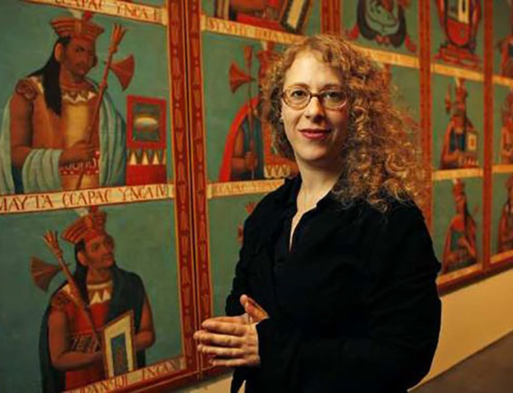 "Student Update: Ilona Katzew opens ""Painted in Mexico, 1700–1790: Pinxit Mexici"" at LACMA"