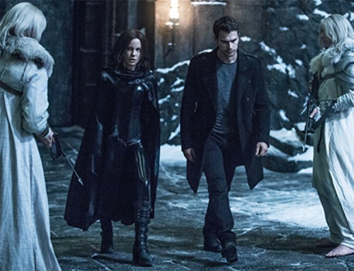 "Kristof trains cast of ""Underworld: Blood Wars"" in vampire and werewolf movement"