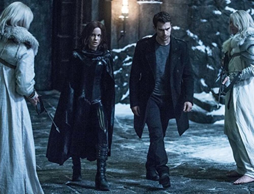 """Kristof trains cast of """"Underworld: Blood Wars"""" in vampire and werewolf movement"""