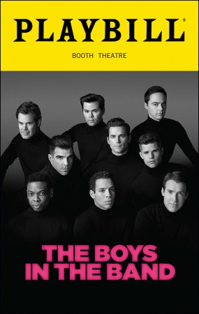 the-boys-in-the-band-playbill