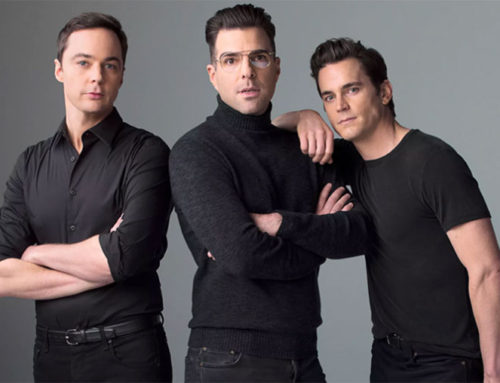 "Jean-Louis Rodrigue coaches Matt Bomer for ""The Boys in the Band"" on Broadway"