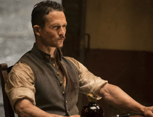 "Jonathan Tucker explores Animal Studies and the Alexander Technique for ""Westworld"""