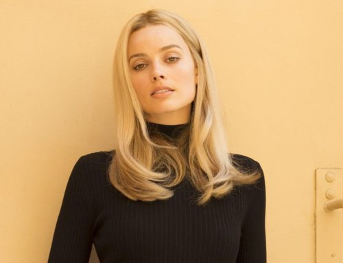 "Margot Robbie collaborates with Jean-Louis Rodrigue for ""Once Upon a Time in Hollywood"""