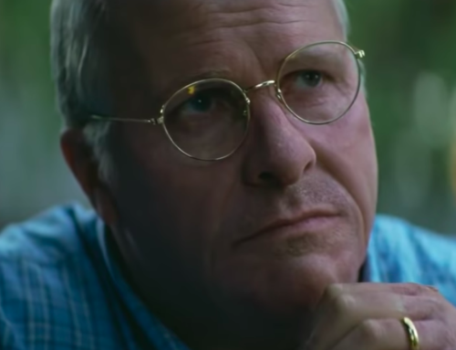 "Christian Bale coaches with Jean-Louis Rodrigue to transform into Dick Cheney in ""Vice"""
